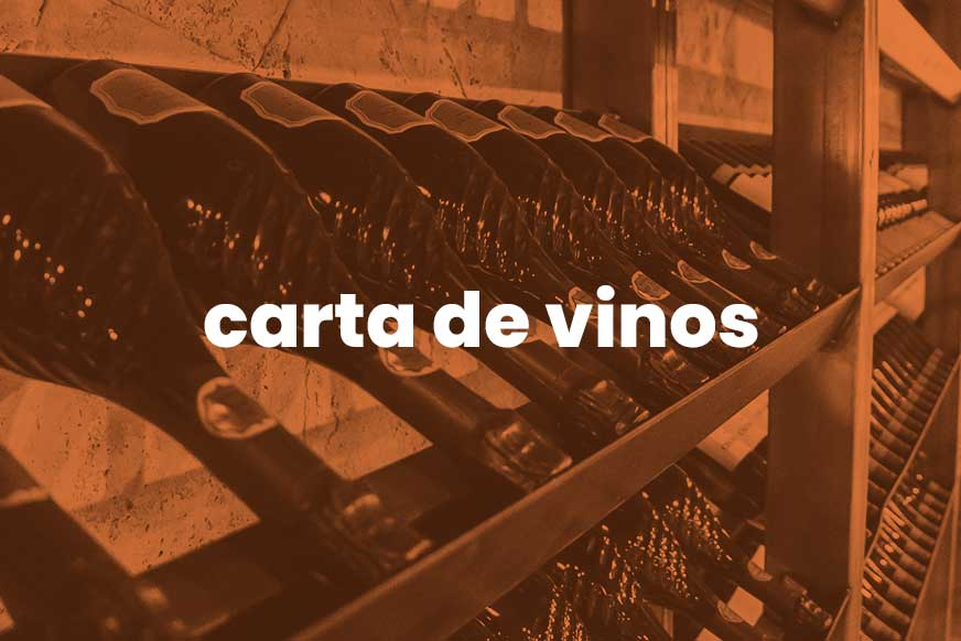 LA CARTA VINOS INSACIABLE